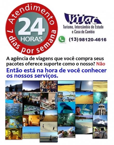 Sua agencia tem atendimento 24 horas, 7 dias por semana? a Vijac tem suporte especial para os nossos clientes.