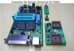 Gravador de eprom spi qt-0001/2