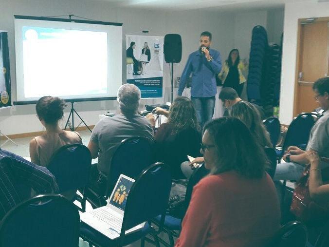 Workshop em Brasília DF