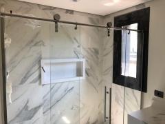 Box para banheiro em inox