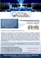Espaço da computação - serviços de digitação e digitalização - foto 3