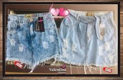 - Saias Jeans Apenas R$59,90