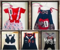 - Conjuntos INFANTIS Femininos e Masculinos Apenas R$26,90 Cada