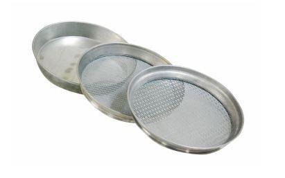 Peneira Redonda em Alumínio para Classificação de Grãos