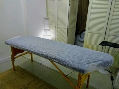 Sala de massagem - horário individual