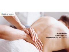 Massagens - diversas técnicas