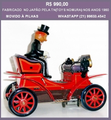 SHAKING ANTIQUE CAR ANOS 1960