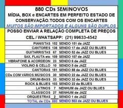 803 cds seminovos