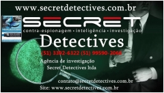 Detetives Porto Alegre-SECRET DETECTIVES f (51) 3224-1652 (51) 3224-0614 (51)  98475-1376 - Foto 3
