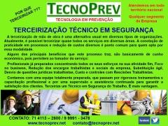 Tecnoprev - consultoria em segurança do trabalho e meio ambiente - foto 25