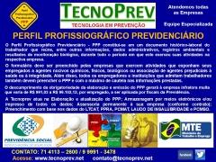 Tecnoprev - consultoria em segurança do trabalho e meio ambiente - foto 3