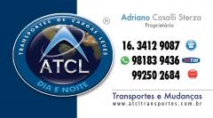 ATCL Transportes de Cargas Leves e Mudanças - Foto 1