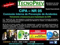 TECNOPREV - Consultoria em Segurança do Trabalho e Meio Ambiente