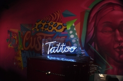 Tattoo neon