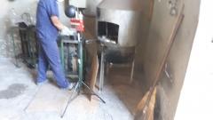 Avaliação de calor/ stress térmico (fonte artificial)