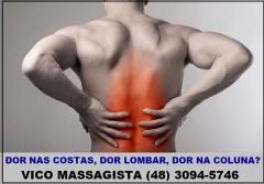 Vico Massagista e Quiropraxia, São José SC, Massagem Terapeutica, Massoterapia, Ventosaterapia - Florianopolis