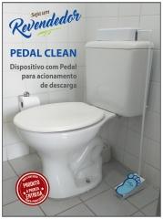 Pedal Clean -  Dispositivo de descarga acionado com os pés