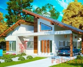 Fabrilar Casas pré Fabricadas de Alvenaria