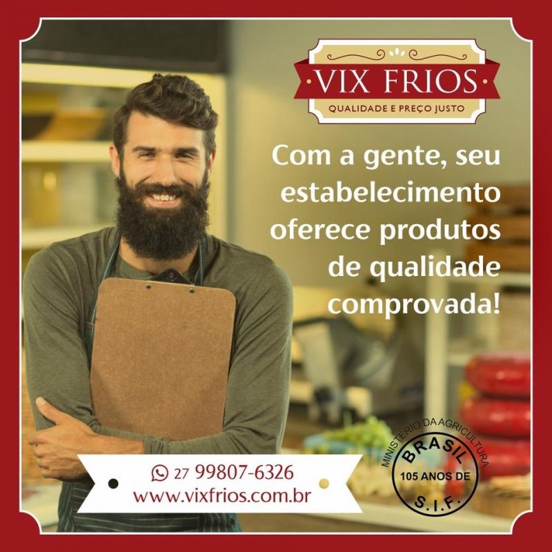 Vix Frios - Distribuidora de Frios em Vitória - ES