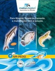 Anúncio api peixe e api camarão para a revista abc