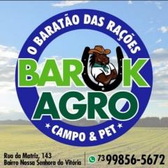 Baruk agro em ilhéus. - bem vindo ao baratão das rações, campo & pet. produtos agropecuários de qualidade.  tudo o que você precisa para seus animais em um só lugar: diversos tipos de acessórios.  vários tipos de rações. grande variedade de gaiolas e alimentos.  espécies de aves exóticas.  acessórios para pet e montaria.  adubos químicos e orgânico.  preços especiais de inauguração. oferecemos a maior variedade e os melhores preços.  aceitamos cartões: 73 9 9856-5672  -  rua da matriz nº 143, bairro nossa  senhora da vitória. ilhéus-ba.  obrigado por visitar nossa página. https://uniaodemarca.wixsite.com/barukagro