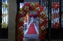 Salão de festas para Casamento 15 Anos e Infantil