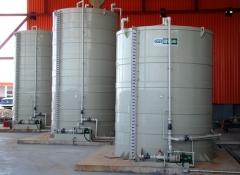 Tanque de Polipropileno para armazenagem
