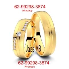 Alianças de Casamento em Ouro Goiania
