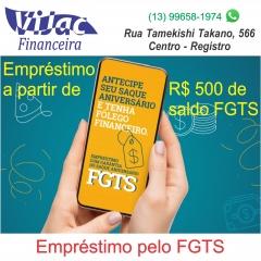 Empréstimo com garantia fgts | crédito rápido sem burocracia. vijac financeira.