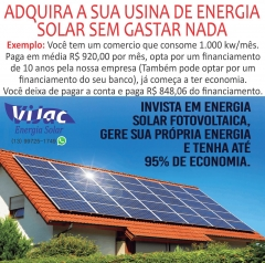 Vijac energia solar.