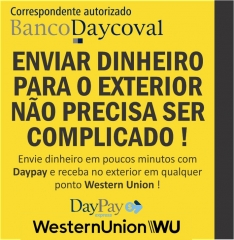 Transferência western union - vijac