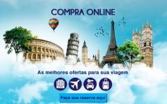 Compra de viagem on-line - vijac turismo