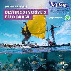 Vijac turismo, representante cvc e mais 40 operadoras de turismo, sua melhor opção em viagens.