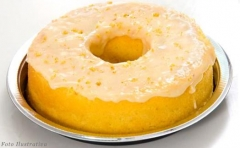 Panificados bolo de laranja