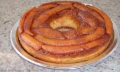 Panificados bolo de banana