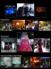 Atrações e efeitos especiais