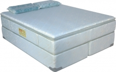 Kenko patto pilow top - cama-box