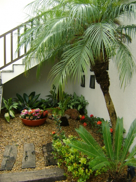 Jardim Externo - MC3