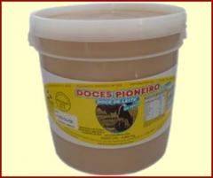 Doce de leite em pasta confeiteiro 4,8 kg