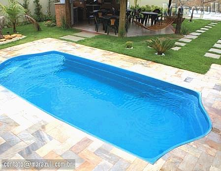 Foto piscinas de fibra for Piscinas baratas de fibra