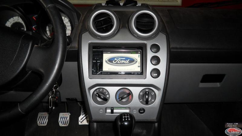 Dvd Pioneer 3280 - Fiesta Novo