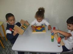 Escola de educaÇÃo infantil novo mundo