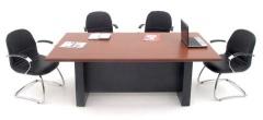 Mesa de reunião - linha superintendência