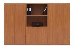 Conjunto com 3 armários linha operacional / gerente