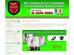 Website falcão alerta em paulínia/sp