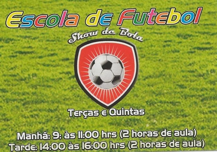 Foto de SHOW DE BOLA LOCAÇÃO DE QUADRAS DE FUTEBOL SINTÉTICA E SALÃO ... 8f9aaa250f861