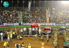 Rally dos sertões - fotos em goiânia