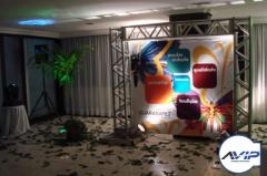 Produção de eventos, grids, decoração e iluminação - recife
