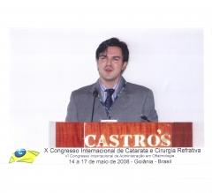 Congresso Internacional de Cirurgia Refrativa e Catarata