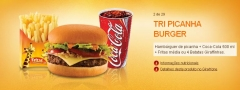 Tri Picanha Burger